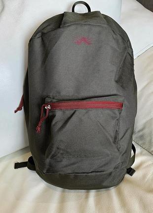Рюкзак цвета хаки c&a