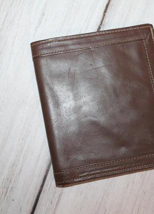 Кожаный кошелек портмоне made in canada
