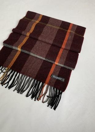 Итальянский кашемировый шарф, оригинал