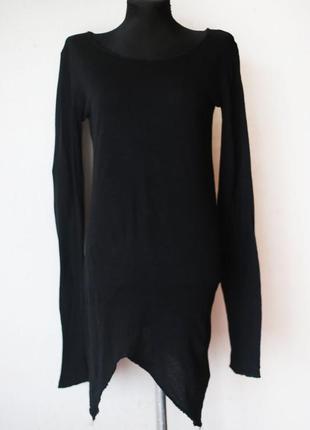 Асимметричный лонгслив- платье thom krom как rundholz