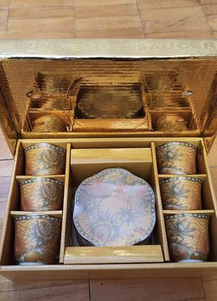 Набор чашек для експрессо япония