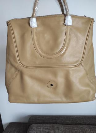 Новая сумка lamarthe paris кожа оригинал лучше furla актуальный цвет