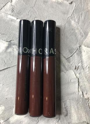 Матова помада sephora lip stain matte 27 - black cherry