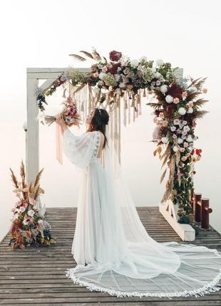 Свадебное платье  rara avis в стиле бохо