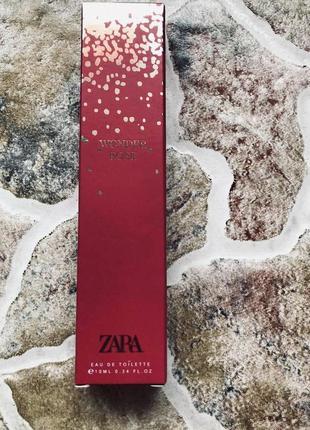Духи zara wonder rose /парфуми /туалетная вода /туалетна вода