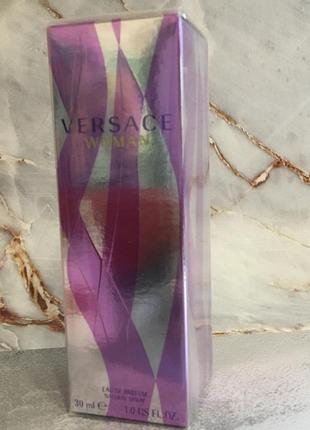 Versace woman парфюм женский оригинал