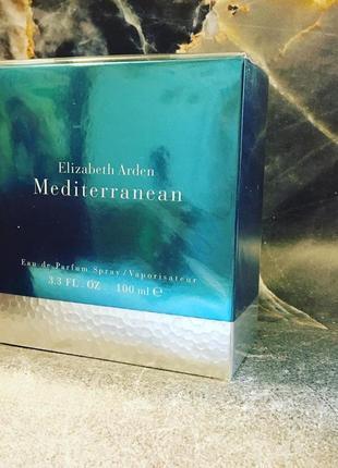 Elizabeth arden mediterranean оригинал женские