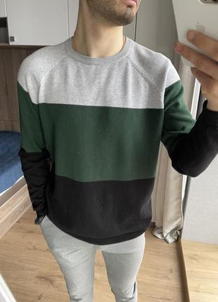 Мужской джемпер свитер кофта acw85