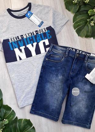 Комплект: шорти, футболка c&a