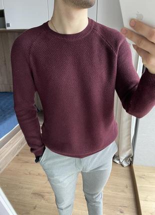 Мужской свитер джемпер topman