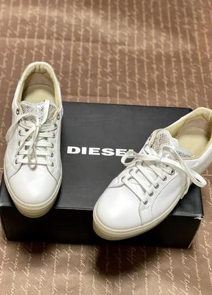 Кроссовки кеды diesel