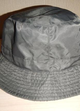 Теплая панама шляпа шапка на флисе tcm р.60см