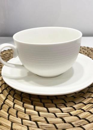 Кофейны набор, чашки и тарелки, чайные чашки