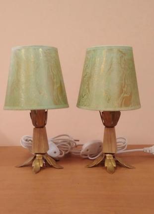 Ночник настольная лампа комплект из 2 штук