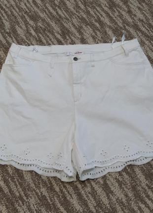 Красивые женские шорты большой размер
