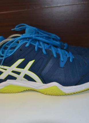 Asics gel-challenger 42.5р кроссовки для тенниса теннисные