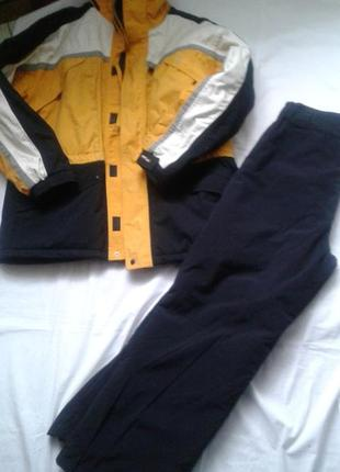 Термо костюм горнолыжный