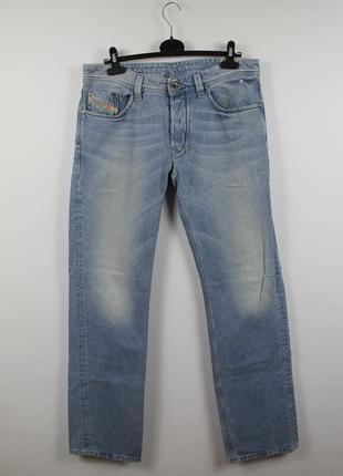 Шикарные оригинальные джинсы diesel larkee regular straight