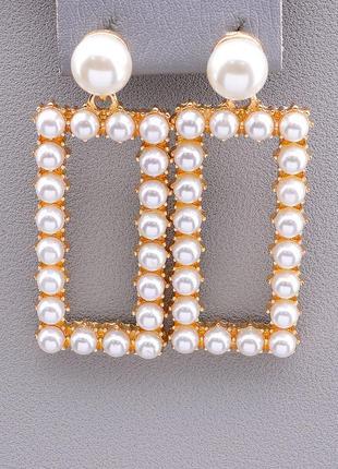 Серьги 'fashion' майорка 0911360,