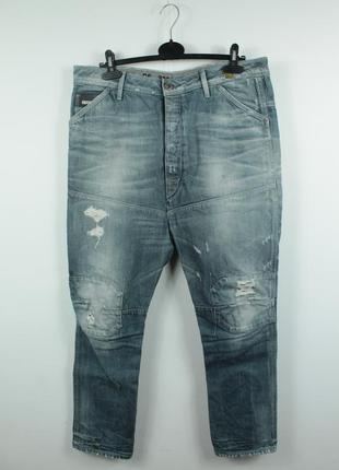 Оригинальные джинсы g-star raw 3d biker denim gs5677600