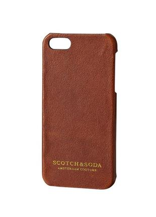 Чехол iphone se / 5s scotch & soda