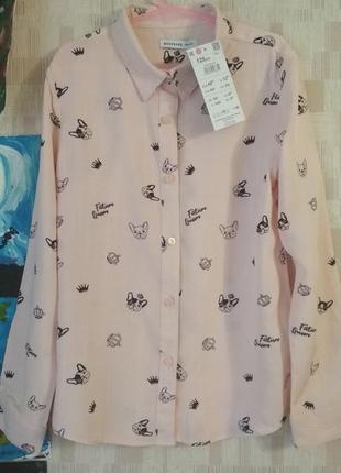 Нежная рубашка