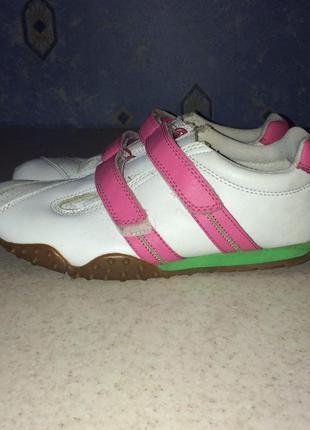 Кожаные кроссовки next