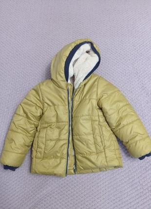 Куртка зимова 98 см