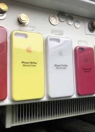Чехлы на iphone новые