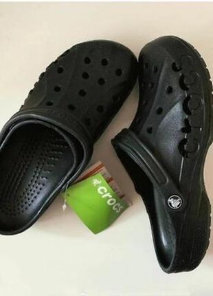Кроксы крокси crocs baya clog
