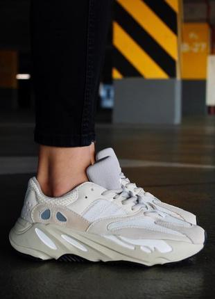 Adidas yeezy 700 analog 🍏 стильные женские кроссовки адидас
