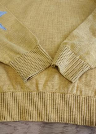 Стильний реглан светр джемпер для хлопчика 3-4 роки next3 фото