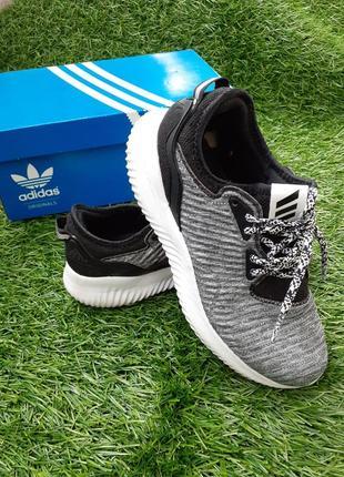 Кроссовки adidas alphabounce текстильные для бега оригинал