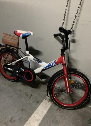 Продам велосипед ardis 18 bmx .