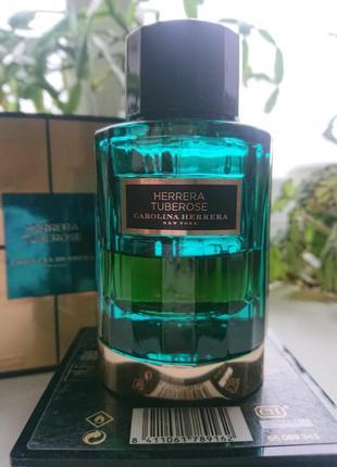 Парфюмированная вода carolina herrera tuberose .оригинал.