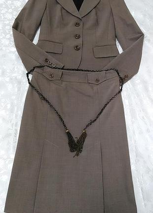 Классический костюм-двойка, bgn, размер 36