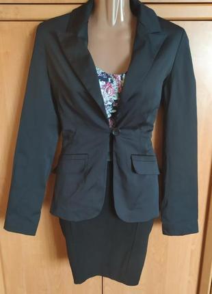 Шикарный пиджак ткань как атлас
