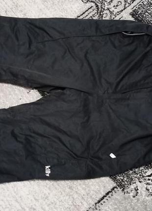 Лижні штани великого розміру