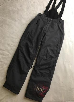 Лыжные штаны полу комбинезон obscure