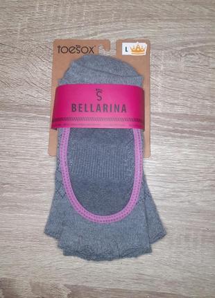 Носки для йоги и фитнеса toesox