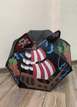 Дитяча парасолька пірат 🏴☠️☔️