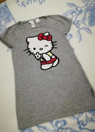 Платье hello kitty h&m