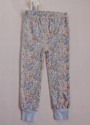 Next. пижамные, домашние штаны 12 - 18 месяцев и 2-3 года.