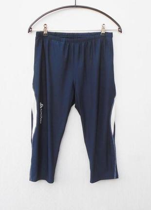 Спортивные леггинсы женская спортивная одежда odlo