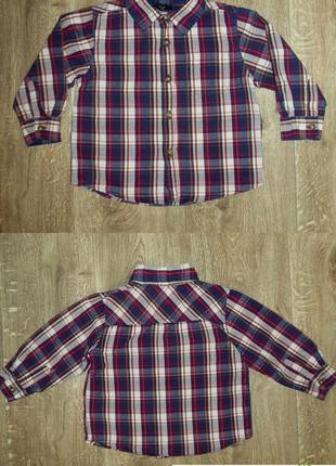 Рубашка faded glory