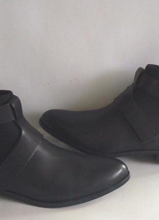 Clarks bizzy show кожаные туфли размер 37, 39. 5