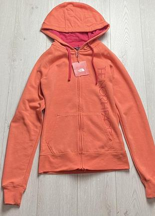 Худи the north face logowear hoodie color woman