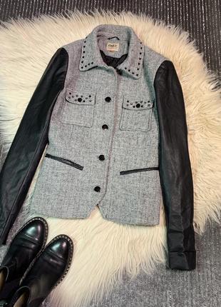 Стильный пиджак.размер l