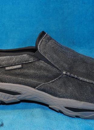 Skechers мокасины  47 размер