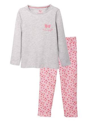 Домашний костюм/пижама для девочки